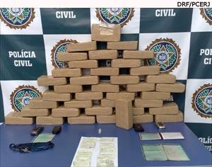 Pol cia civil do estado do rj pol cia apreende pasta de for Interior y policia consulta de arma